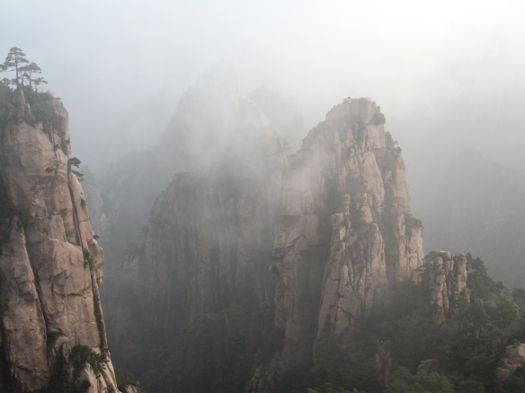 Another one from Huangshan (黄山)